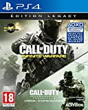 Platforme: PlayStation 4 Le jeu Call of Duty : Infinite Warfare Le jeu Call of Duty : Modern Warfare remasterisé Version Française / Européenne Edition: Edition Legacy