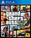 Grand Theft Auto V Playstation 4 (Video Game)