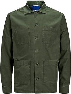 Jack & Jones Jorbastian Shirt LS Camisa para Hombre