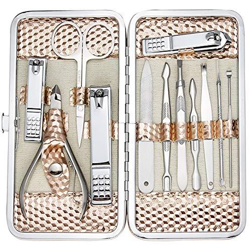 ZIZZON Professional Nail Care kit Manicure...