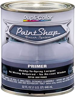 Dupli-Color BSP100 Gray Paint Shop Finish System Primer – 32 oz.