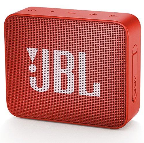 JBL GO2 Bluetoothスピーカー IPX7防水/ポータブル/パッシブラジエーター搭載 オ…