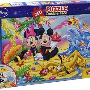 Puzle dwustronne 250 Mickey