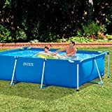 Intex Rectangular Frame Pool -Aufstellpool – 300 x 200 x 75 cm - 2