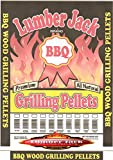 Lumber Jack LJACK40-Blend 5086 40-Pound BBQ Grilling Wood Pellets, Competition Blend