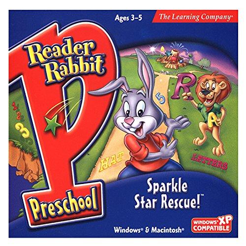 Reader Rabbit Preschool Sparkle Star Rescue Age Rating:3 - 5