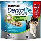 Dentalife Multipack Cane Snack per l'Igiene Orale, Taglia Medium - 345 g