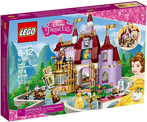 LEGO l Disney Princess Belle's Enchanted Castle 41067 Disney Princess Toy