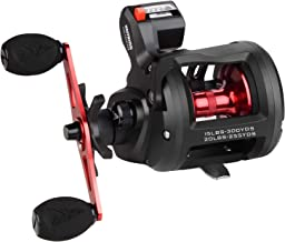KastKing ReKon Line Counter Trolling Fishing Reel, Round Conventional Baitcasting Reel,..