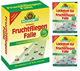 1 x Neudorff Permanent FruchtfliegenFalle + 2 x Nachfüll-Lockstoff