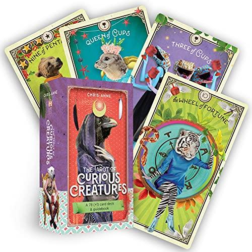 The Tarot of Curious Creatures: A 78 (+1) Card Deck and...