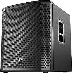 Electro-Voice EKX18SP 18 1300Watt Powered Subwoofer Review