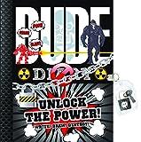 DUDE Diary Unlock the Power!