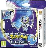 Contenu : Le jeu Pokémon : Lune Un Steelbook Nouvelle région, nouveaux Pokémon et nouveaux amis ! Composée de 4 îles à la nature luxuriante et d'une île artificielle, la région d'Alola est particulièrement appréciée des vacanciers… et des Pokémon ! P...