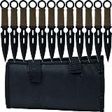 Throwing Knives - 12 Piece Set - S-Force Kunai