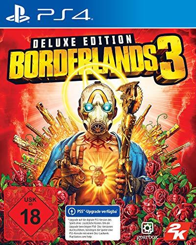 Borderlands 3 Deluxe Edition Playstation 4 (inkl. kostenlosem Upgrade auf PS5)