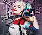 Suicide Squad Movie Poster Limited Print Photo Will Smith Margot Robbie Jared Leto Size 24x36 #2