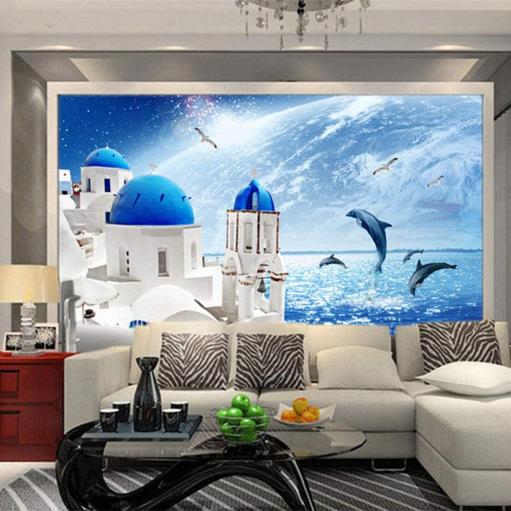 Amazon.com: Mural Wallpaper Customize 15D Wall Decoration,American