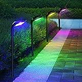 ROSHWEY Solar Lights...image