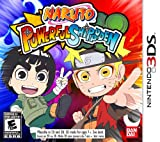 Naruto Powerful Shippuden - Nintendo 3DS (Video Game)