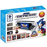 SEGA Genesis Ultimate Portable Game Player Deluxe with 80 Built-In Games
