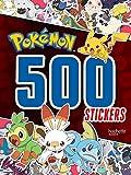 Pokémon - 500 stickers
