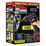 Velocity Ontel New Air Hawk Pro Cordless Tire Inflator With Air Compressor