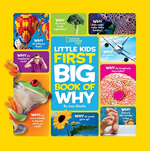 National Geographic Little Kids First Big Book of Why...