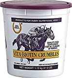 FARNAM CO HORSE HEALTH Vita Biotin Crumble Supplement For Horse Hooves 2.5 POUND