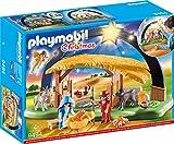Playmobil - Crèche avec Illumination - 9494