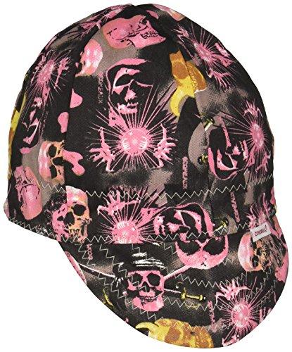 Comeaux Caps 118-2000R-7-3/8 Deep Round Crown Caps, 7 3/8',...