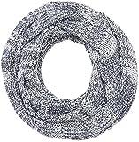 Jack & Jones Homme Jacrib Knit Tube Noos Echarpe, Blanc (White Detail:Twisted), Taille unique EU