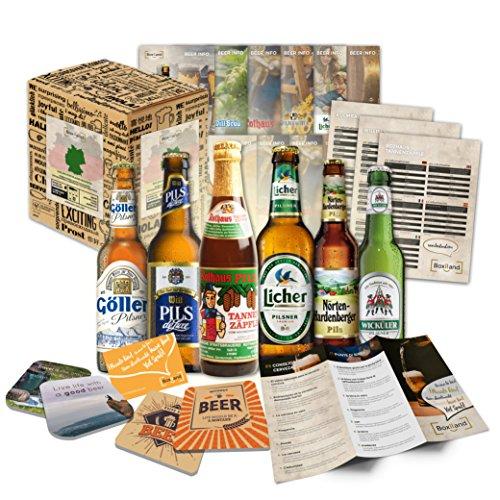 6 Especialidades de Cerveza Alemana Colección de la mejor c