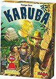 HABA- Karuba-Jeu d'Aventure-8 Ans Et Plus, 300933