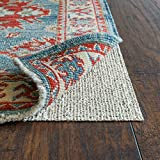 RUGPADUSA, Nature's Grip, 2'x8', 1/16' Thick, Rubber and Jute, Eco-Friendly Non-Slip Rug Pad, Safe for your Floors and your Family, Many Custom Sizes