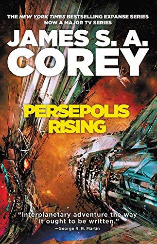 Persepolis Rising (The Expanse (7))