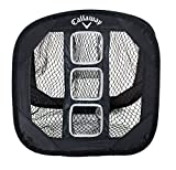 Callaway Chip-Shot Golf Chipping Net Collapsible for Outdoor & Indoor Practice, Black