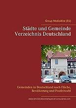 Städte und Gemeinde Verzeichnis Deutschland