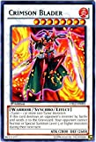 Yu-Gi-Oh! - Crimson Blader (CBLZ-EN093) - Cosmo Blazer - Unlimited Edition - Rare