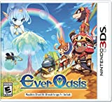 Ever Oasis - Nintendo 3DS (Video Game)