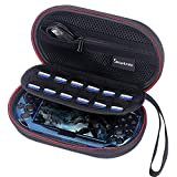 Smatree P100L Carrying Case Compatible for PS Vita 1000, PSV 2000 with Cover (Console,Accessories and Cover NOT Included)