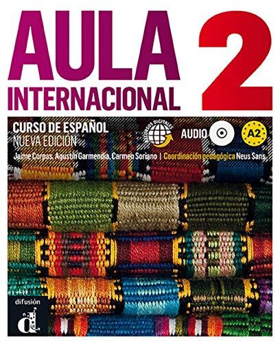 Aula internacional. Libro del alumno. Per le Scuole superiori. Con CD Audio. Con espansione online: