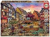 Educa Colmar. Puzzle 3000 pièces. Ref. 19051, Multicolore