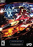 Raiden V: Director's Cut Limited Edition With Original Soundtrack EP CD - PC (Video Game)