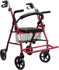 Andador-silla de ruedas Mobiclinic Colon.