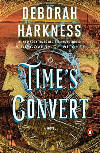 La conversión del tiempo de Deborah Harkness