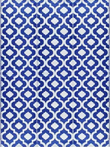 BalajeesUSA 9'x12' Indoor Outdoor Rugs Patio mat Plastic...