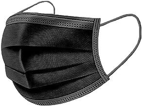 Disposable face Mack Black 3-ply Macks (50PCSNEW)