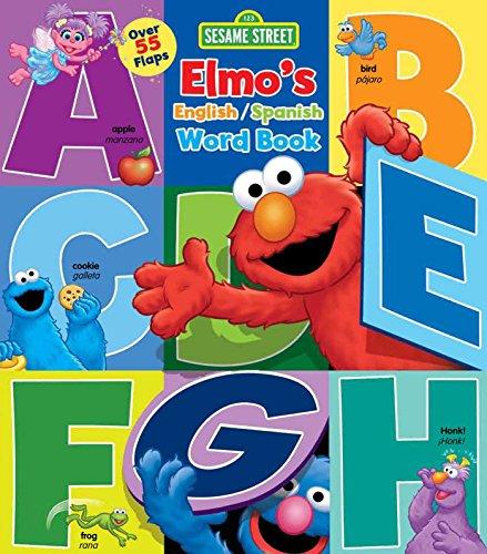 Sesame Street: Elmo's Word Book