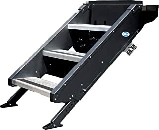 "Mor/Ryde StepAbove 3 Step – 30""-33.5"" Step Height, 8"" Step Rise,.."